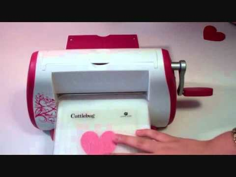 Cricut Valentine's Day Heart Card with Make The Cut
