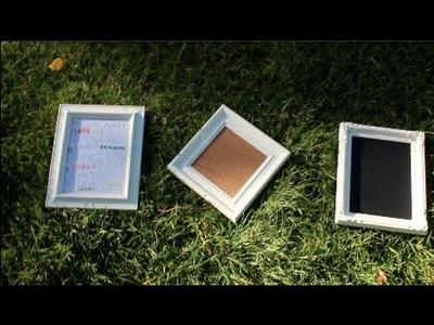 DIY - Dorm it Yourself - Frame Collage