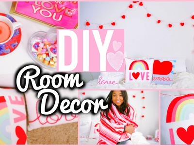 DIY Room Decorations: Valentine's Day Cute + Cheap!
