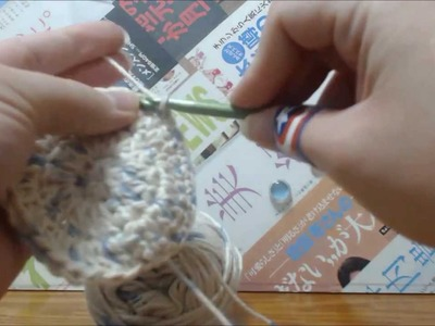 How to Crochet a Facial Scrubbie