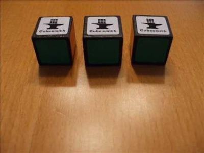How to Make a 1x1 Rubik's cube