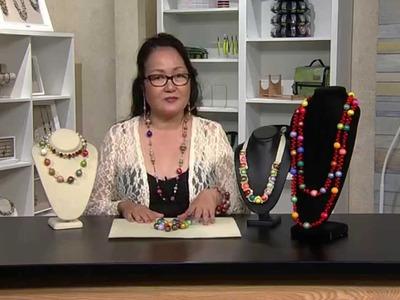 Jewel School: Janice Mae Mache Mache Beads