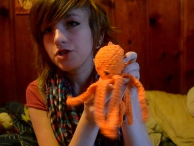 My crochet stuff.