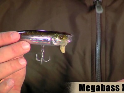 New Lucky Craft, Megabass, Tackle Warehouse VLOG #35