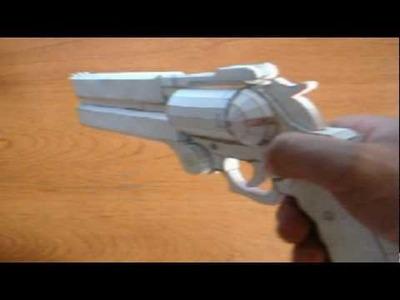 Papercraft Armas