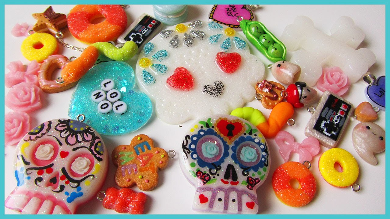 Polymer Clay Charm.Craft Update #20