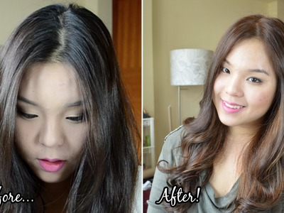 Review, Tutorial & Giveway: L'Oreal Excellence Fashion DIY Drugstore Hair Dye!