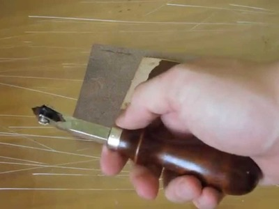 Seiwa Stitching Roulette for Leather Craft