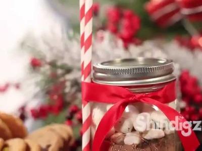 Unique Holiday Gifts - Ball Jar Ideas - DIY Gifts - Shindigz
