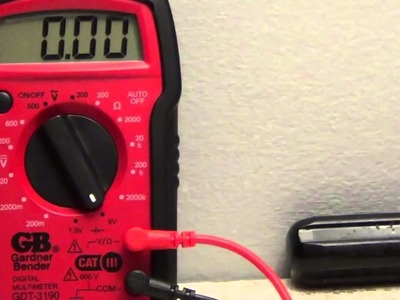 Voltage Tester - Circuit Testers for DIY Projects