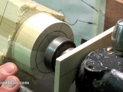 5 of 23 • Wood Routers: How To Make A Jig To Route A Tapered Fluted Leg