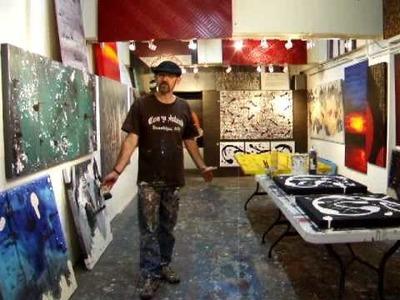 ART IDEAS- learn modern abstract art lessons