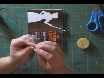 Art Journal Technique: Make a Junk Journal
