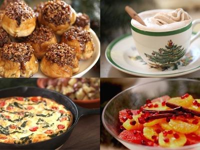 Beth's Christmas Morning Breakfast || KIN EATS