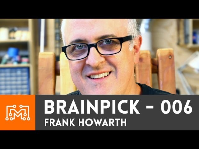 BrainPick - Live Q&A with Frank Howarth