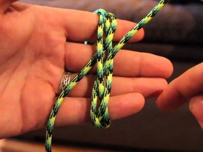 Celtic or turks head sailors bracelet tutorial!