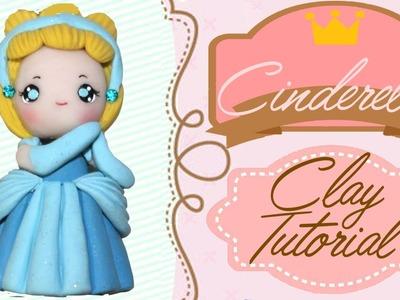 Cinderella Chibi | Polymer Clay Tutorial