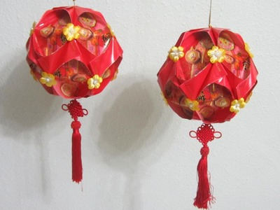 CNY TUTORIAL 2 - Chinese New Year Lantern
