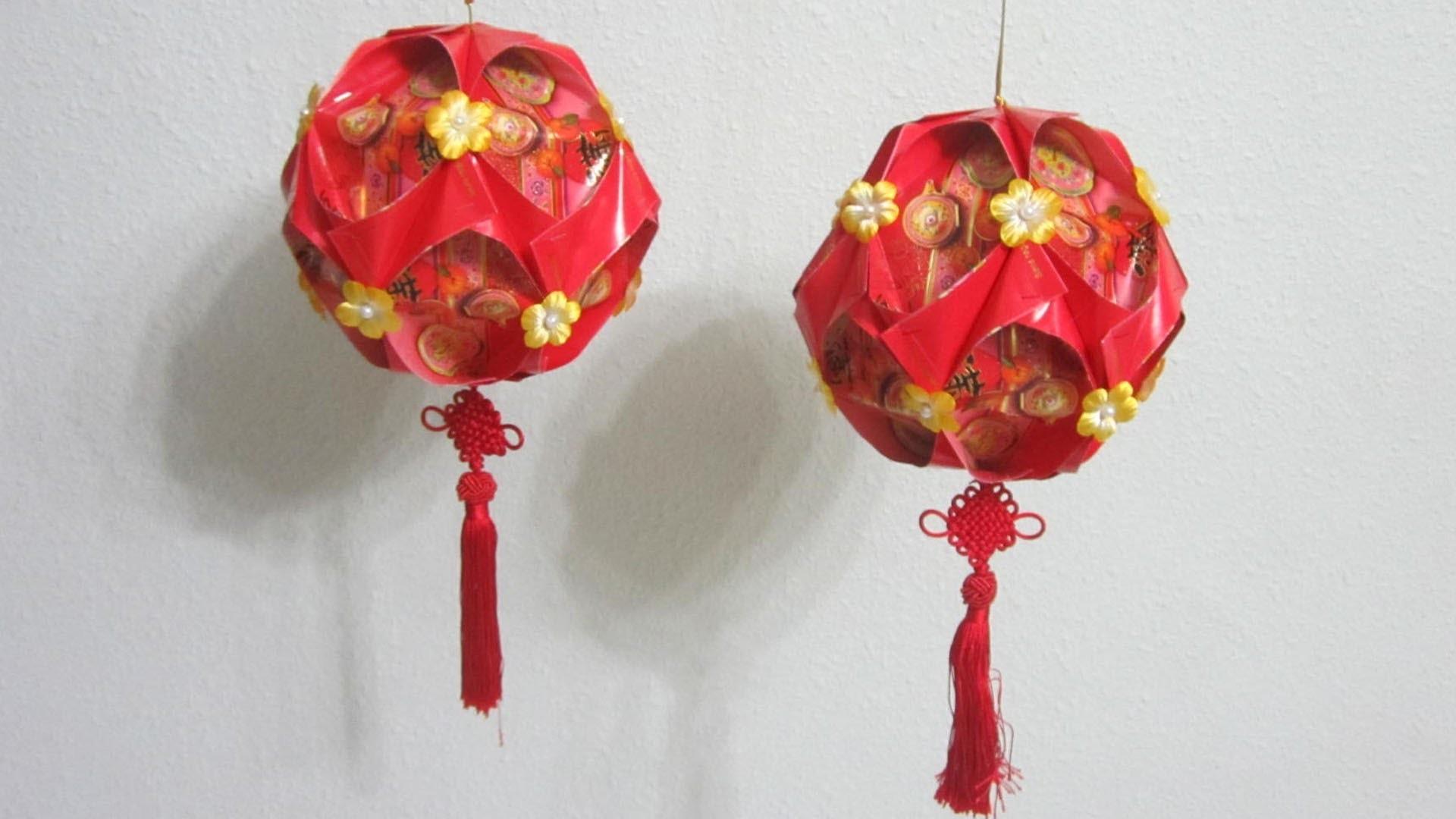 CNY TUTORIAL 2 - Chinese New Year Lantern