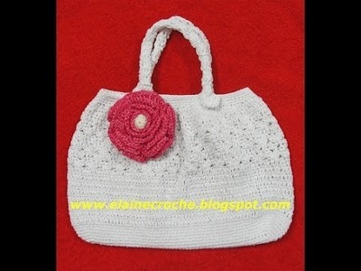 CROCHE - BOLSA NEW BAG