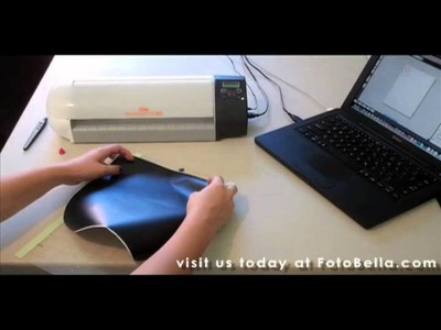 Cutting Vinyl with your Silhouette