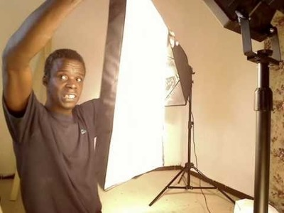 """Do It Yourself Light 4'X6FT """"Soft Box"""" Diffuser = $300+ """"SOFTBOX """" ?"""