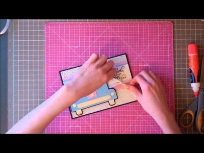 Faith Abigail Designs - Two Hearts.One Love Card Tutorial