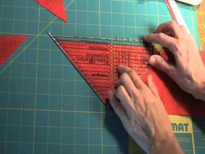 Fons & Porter: Sew Easy, Half and Quarter Square Triangles