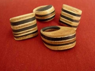 Handmade rings    Dolce Mascolo Jewelry