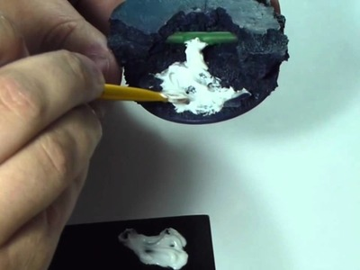 How I Do My - Warhammer 40K Water Effects Bases - Tutorial