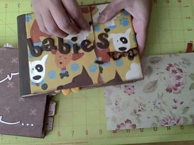 How to create a Paper Bag mini album