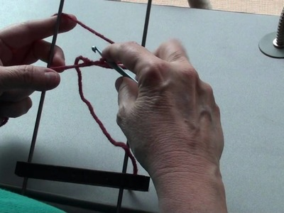 How to do Hairpin Lace