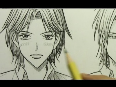 How to Draw a Manga Face [part 1: SHOJO]