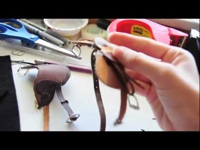 How to Make a Breyer Saddle