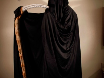 How to make a Grim Reaper Costume