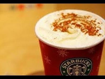 How to make a Starbucks Caramel Brulee Latte