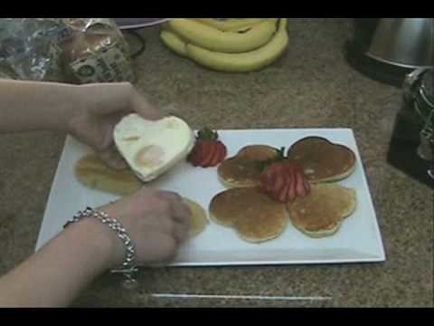 How to Make a Valentine's Breakfast