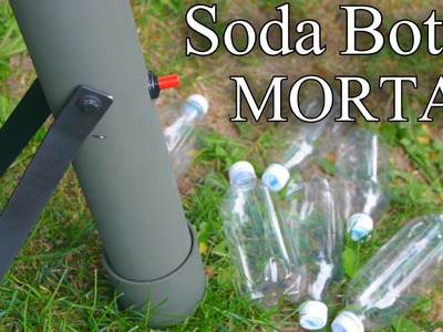 How to Make an Alcohol Mortar Launcher