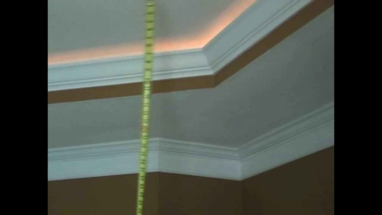 How To REMOVE POPCORN CEILING PART1
