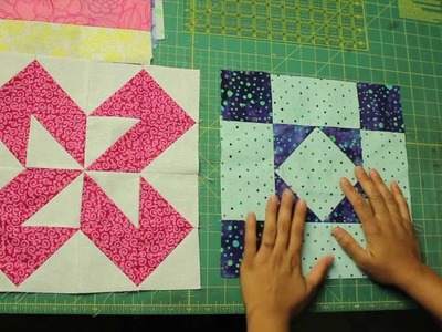 How to square up quilt blocks