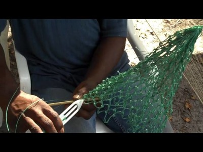Making Nets And Fishing On Sapelo Island With Stanely Walker