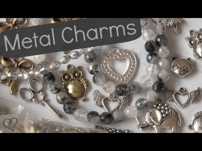 Metal Charm Collection
