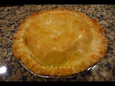 Mini Chicken Pot Pies Recipe, how to make pot pie,