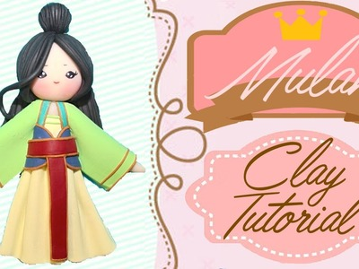 Mulan Chibi | Polymer Clay Tutorial