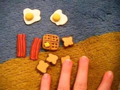 My Polymer Food Creations