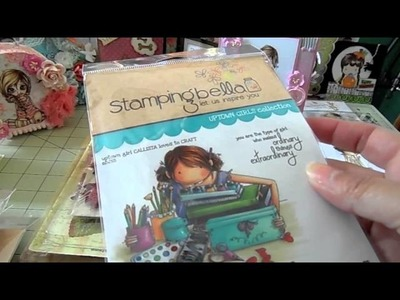 New Stamping Bella Stamps, Update & Card Share
