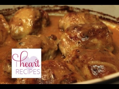 Old Fashioned Chicken and Gravy Recipe: How to make | I Heart Recipes