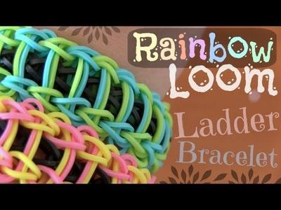 Rainbow Loom : Ladder Bracelet - How To