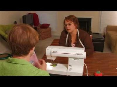 Sew Creative: How To Sew a Straight Seam