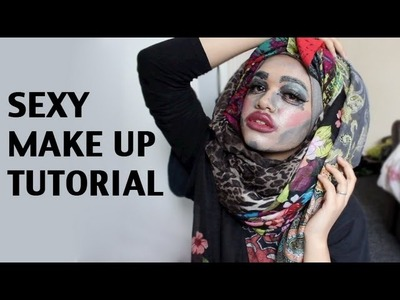 Sexy Hijabi Make Up Tutorial